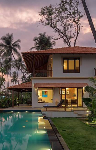 Luxury Interior Exterior in Goa